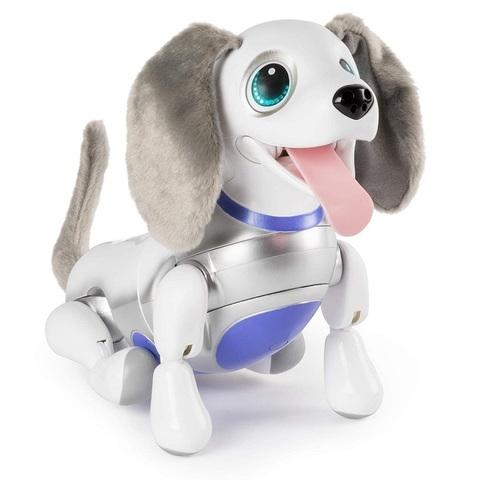 Интерактивный игривый щенок Зуммер