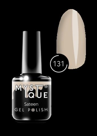 Mystique Гель-лак #131 «Sateen» 15 мл