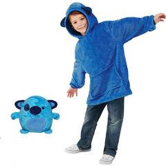 Детская толстовка - игрушка Huggle Pets Hoodie