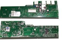 Электронный модуль управления для стиральной машины Candy (Канди) с прошивкой 49039045