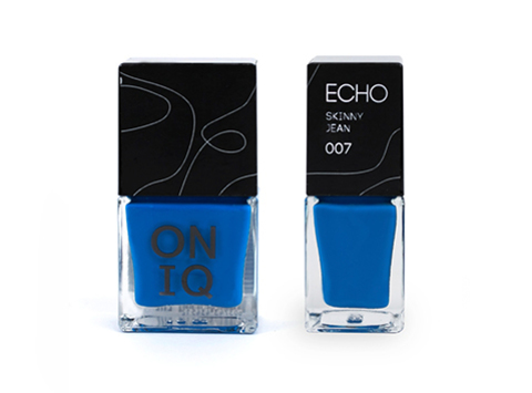 ONP-007 Лак для стемпинга. Echo: Skinny Jean