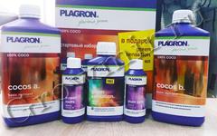 Стартовый набор удобрений Plagron COCO Kit