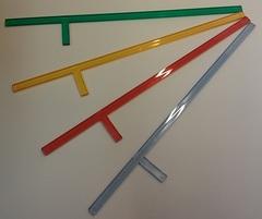 Цветная полоска для вентилятора S&P Silent 100 Design