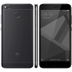 Xiaomi Redmi 4X 32GB Black - Черный