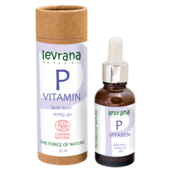 Levrana, Сыворотка Vitamin P, 30мл