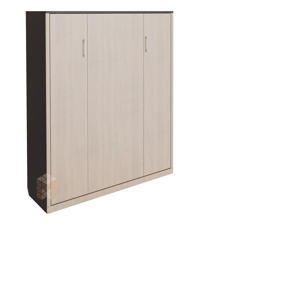 Шкаф-кровать вертикальная Виктория