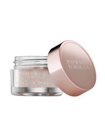 Скраб для губ Organic Wear Organic Rose Oil Lip Polish, 14,2гр, Physicians Formula