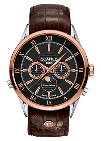 Купить Наручные часы Roamer 508821.49.53.05 по доступной цене