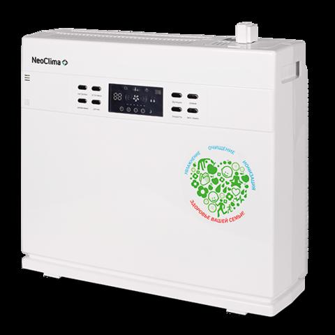 Увлажнитель-очиститель климатический комплекс Neoclima NСС-868
