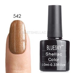 Гель-лак Bluesky № 40542/80542 Sugared Spice, 10 мл