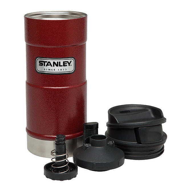 Термокружка Stanley Classic (0,35 литра) красная