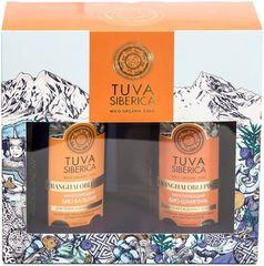 Набор Укрепляющий Tuva Siberica