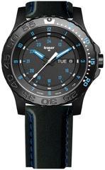 Швейцарские тактические часы Traser P66 BLUE INFINITY 105546