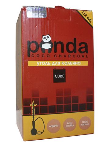 Уголь кокосовый «Panda», 1 кг. (112 шт.)