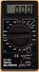 Мультиметр/Тестер S-line DT831