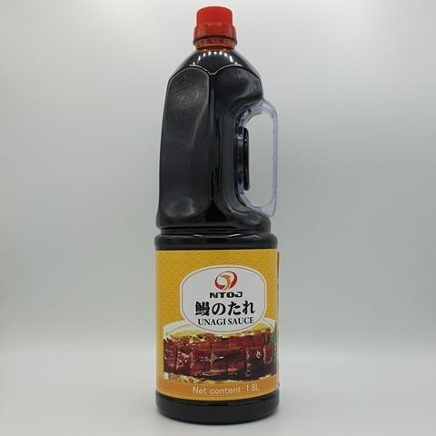 Соус соевый Унаги для морепродуктов DYF, 1.8 литра