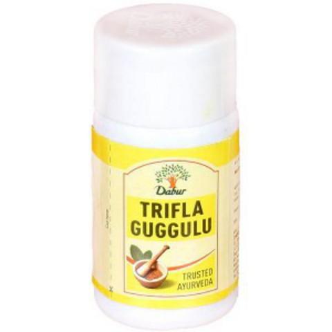 Трифала Гуггул 40 таб., Dabur