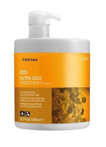 Lakme Ultra gold treatment (1000 мл)