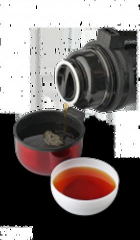 Термос универсальный (для еды и напитков) La Playa Traditional (0,8 литра) красный