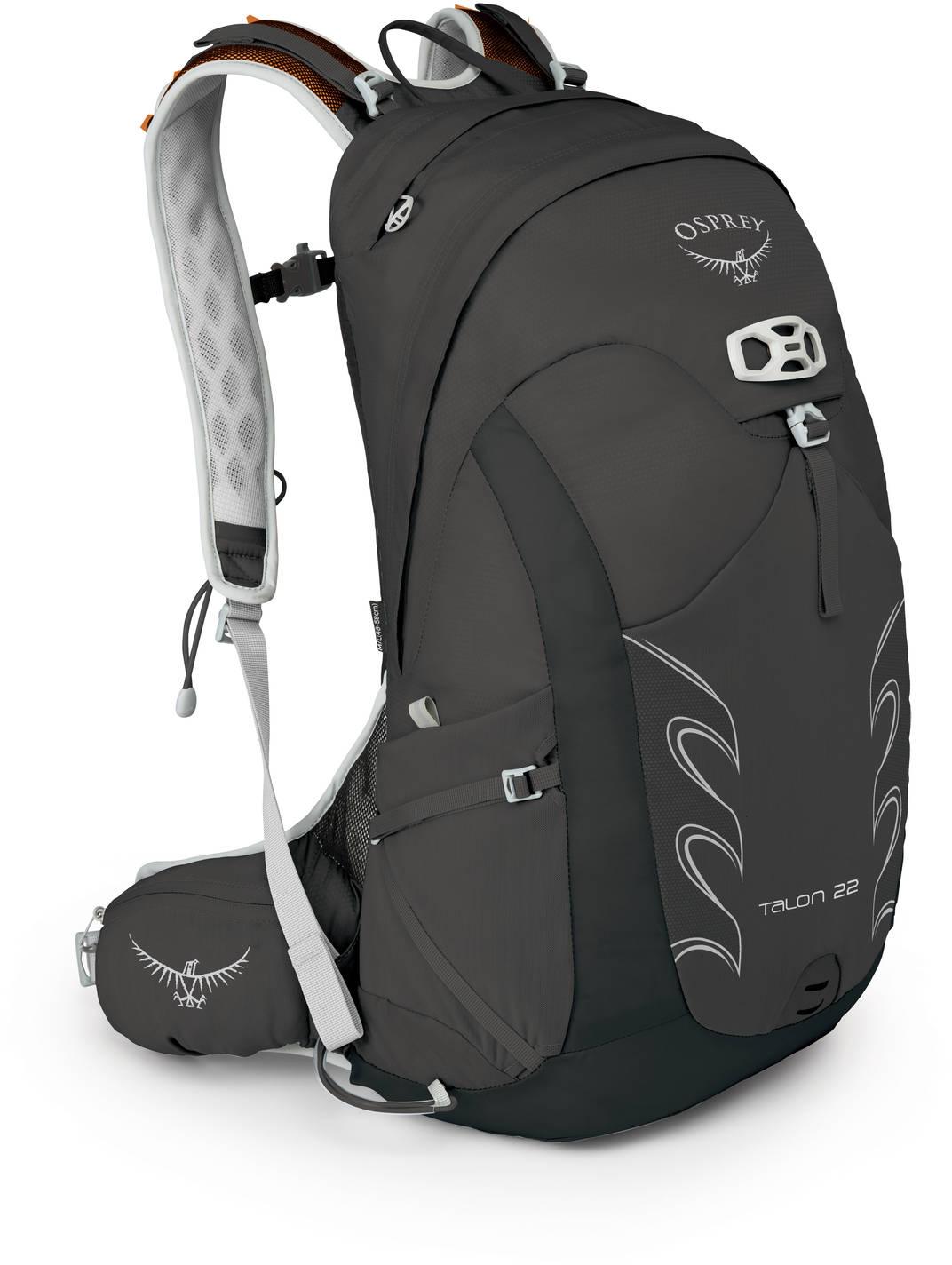 Туристические рюкзаки Рюкзак туристический Osprey Talon 22 Talon_22_S17_Side_Black_web.jpg