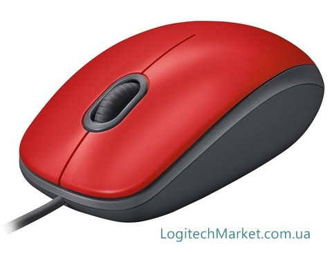 LOGITECH M110 Silent Red