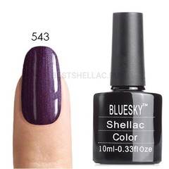 Bluesky shellac 80543, 10 мл