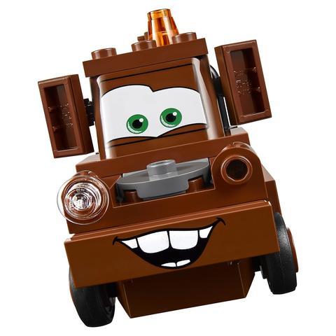 LEGO Juniors: Свалка Мэтра 10733 — Mater's Junkyard — Лего Джуниорс Подростки