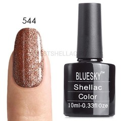 Bluesky shellac 80544, 10 мл