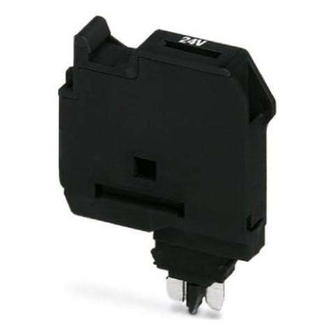 Штекерный держатель предохранителя - P-FU 5X20 - 3036806
