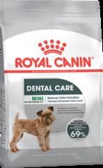 Royal Canin Mini Dental для взрослых собак миниатюрных пород с чувствительностью зубов и десен
