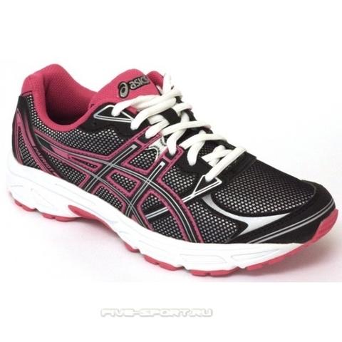 Asics Patriot 6 pink кроссовки для бега женские