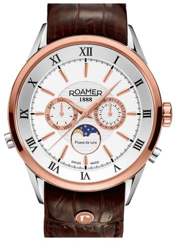 Купить Наручные часы Roamer 508821.49.13.05 по доступной цене