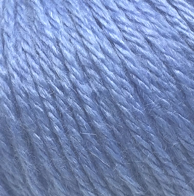 Пряжа Gazzal Baby Wool XL голубой 813
