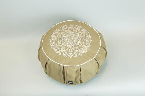 Подушка INDI круглая, 35х15 см