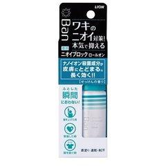 Дезодорант-антиперспирант, Lion, Ban smell, роликовый, нано-ионный, 40 мл