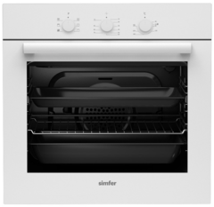 Встраиваемый духовой шкаф Simfer B6EW16011