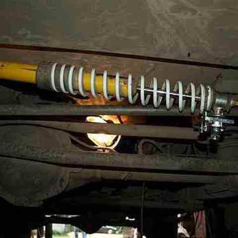 Установка рулевого демпфера на УАЗ Патриот