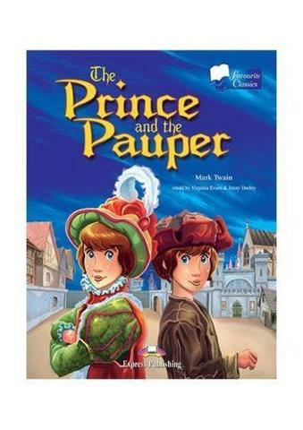 The Prince and the Pauper - книга для чтения
