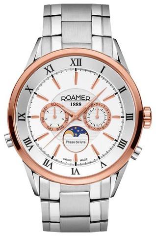 Купить Наручные часы Roamer 508821.49.13.50 по доступной цене