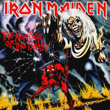 Iron Maiden ‎/ The Number Of The Beast (CD)