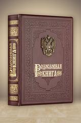 Родословная книга Гербовая (литой Герб)