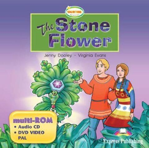 The Stone Flower. multi-rom. Аудио CD/ DVD видио