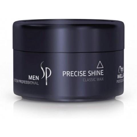 Wella SP men Классический воск для укладки и блеска Precise Shine купить online