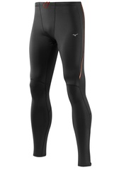 Мужские тайтcы Mizuno Breath Thermo Layerd (67RT360 96)