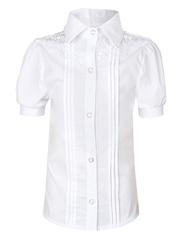 0250 блузка детская, белая