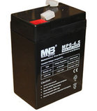 Аккумулятор MNB MP 6-4,5 ( 6V 4,5Ah / 6В 4,5Ач ) - фотография