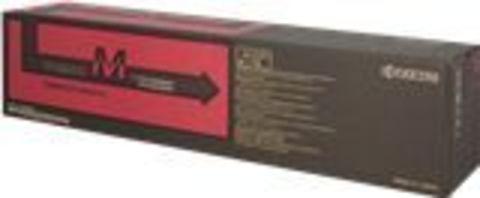 Kyocera TK-8600M - пурпурный тонер-картридж для принтеров Kyocera FS-C8600DN, C8650DN. Ресурс 20000 страниц.
