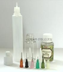 Набор для нанесения краски с насадками