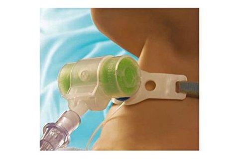 Тепловлагообменник для трахеостом Intersurgical