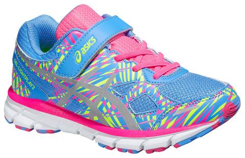 Детские кроссовки для бега Asics Gel-LightPlay 2 PS (C571N 4793) для девочек